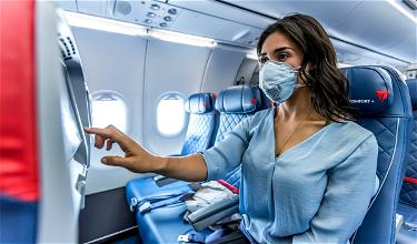 Delta Extends Seat Blocking Policy Through April 2021