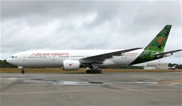 Surinam Airways Gets Rid Of New Used 777