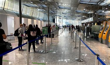 Review: Frankfurt Airport's Free Coronavirus Testing