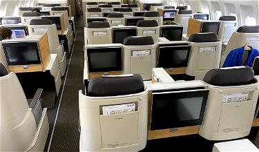 SWISS Launches Dine On Demand In Business Class