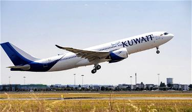 Kuwait Airways Takes Delivery Of World's First A330-800neo