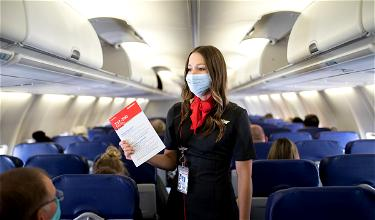 Airline Mask Mandate Extended Into 2022