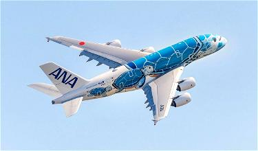 Facebook Group Charters A380 For Flight To Nowhere