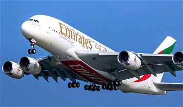 "Brilliant: Emirates' ""Mile-A-Minute"" Promo For Visiting Dubai"