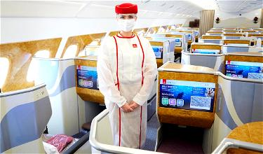 Join Emirates Business Rewards & Earn 10K Points ($300 Worth Of Airfare)