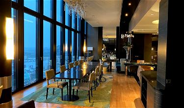 Review: Hyatt Regency Dusseldorf, Germany