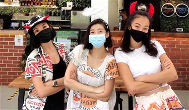 Cool: Singapore Airlines Cabin Crew Open Restaurant