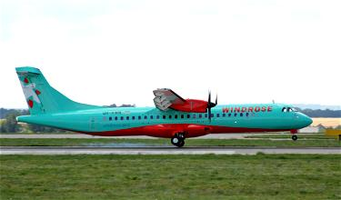 Ukraine's Windrose Airlines Will Fly To New York
