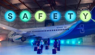 Catchy & Genius: The Alaska Airlines Safety Dance