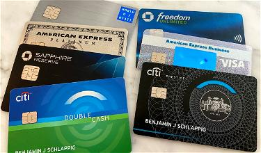Why I Pay Off My Credit Card Bill (Way) Early