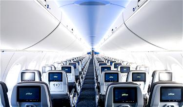 A Look At The New JetBlue Airbus A220-300
