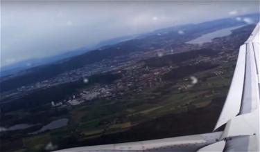 I'm Confused: Did A Plane Nearly Collide With A UFO?