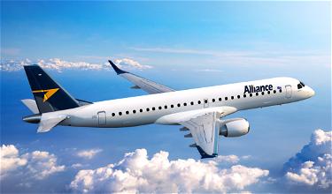 An Embraer E190's 21+ Hour Journey To Australia