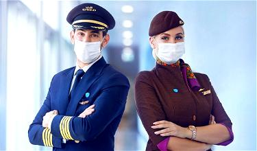 Etihad Becomes First Airline To Vaccinate All Pilots & Cabin Crew