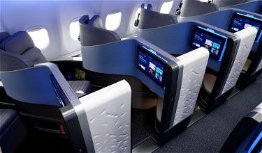 JetBlue Schedules First A321neo With New Mint Seats