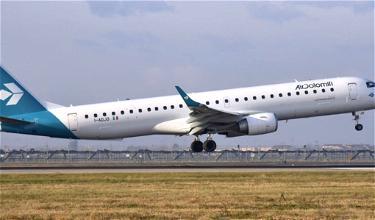New Air Canada Aeroplan & Air Dolomiti Partnership