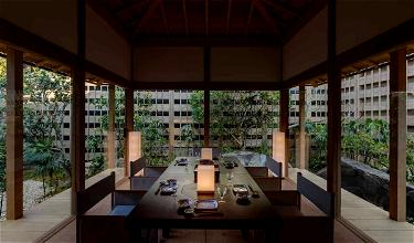 Azumi, New Modern Japanese Ryokan Concept From Founder Of Aman