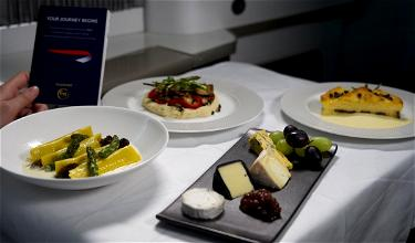 British Airways Introduces At-Home First Class Dining