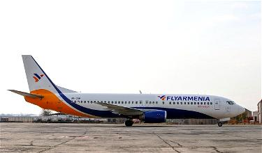 """Bizarre: Fly Armenia 737 Diverts To Iran, Goes """"Missing"""""""