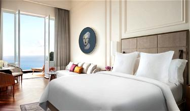 Four Seasons Hotel Opening In Taormina, Sicily
