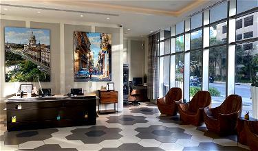 Review: Hyatt Centric Miami Brickell