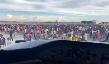 OMG: Major Security Breach At Airport In Tanzania