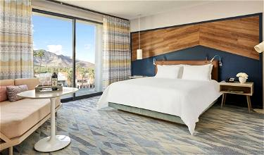Thompson Coming To Palm Springs, Replacing Andaz
