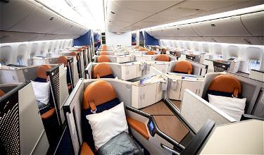 Revealed: Aeroflot's Swanky New 777 Business Class
