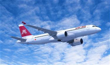 Cool: Kyrgyzstan's Air Manas Acquires Airbus A220