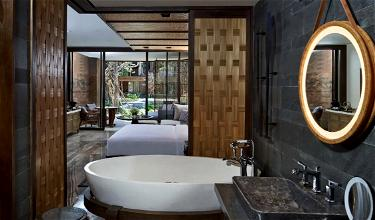 Finally: The Andaz Bali Is Now Open