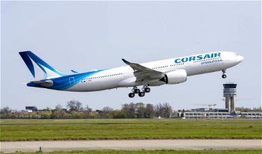 Corsair's Swanky(ish) New Airbus A330-900neo