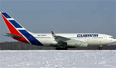 Why Are Cubana Ilyushin Il-96s Flying To Gander?