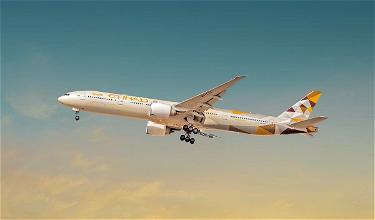 Etihad Airways Retiring Entire Boeing 777 Fleet
