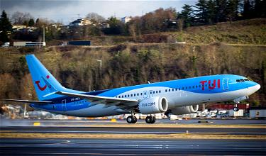 """Oops: Title """"Miss"""" Causes TUI 737 To Take Off Overweight"""