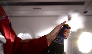 Awesome: Virgin Atlantic ASMR Video