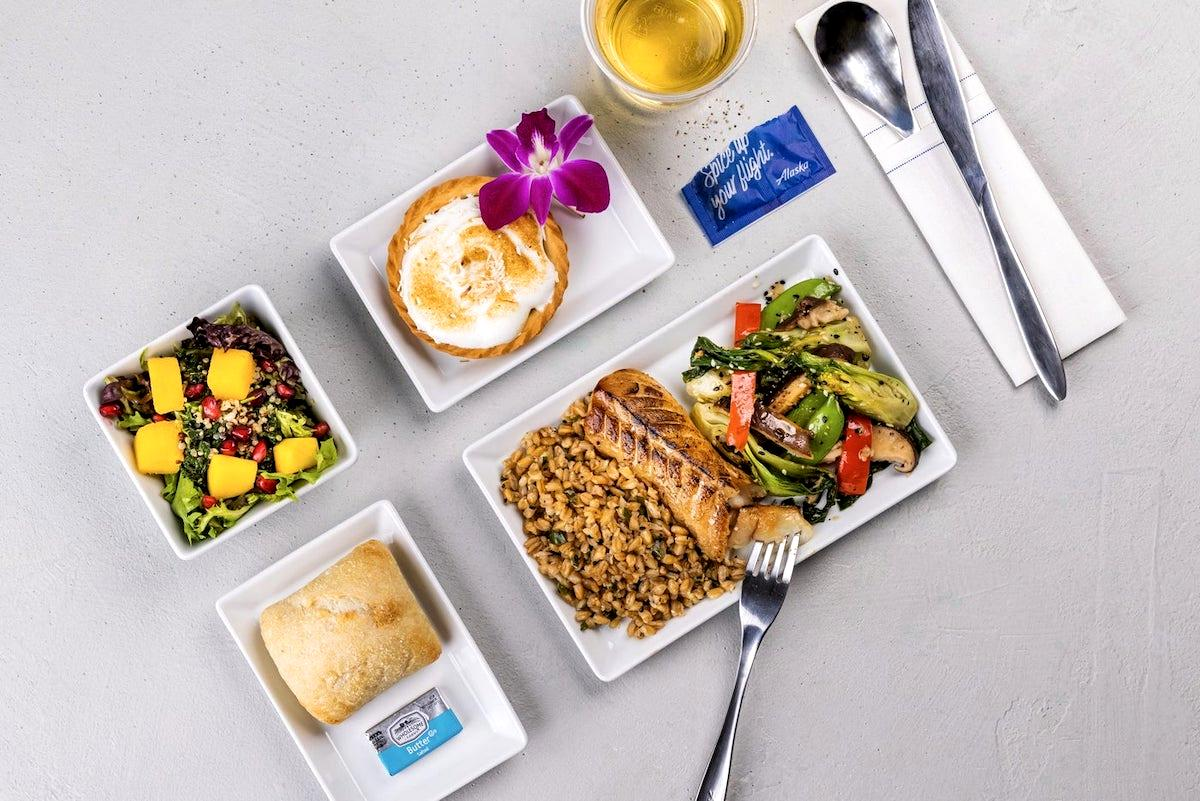 Alaska Airlines Leads The Way With Inflight Service