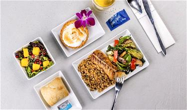 Kudos: Alaska Airlines Leads The Way With Restoring Inflight Service