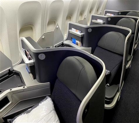 Review: American Airlines 777-200 Business Class To Hawaii