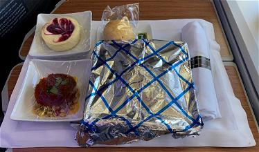 American Airlines Improving First Class Meal Service, Bringing Back Hot Food