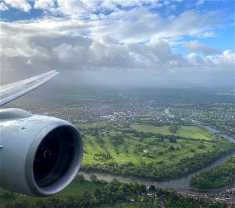 A Perfect American Airlines Transatlantic Business Class Flight