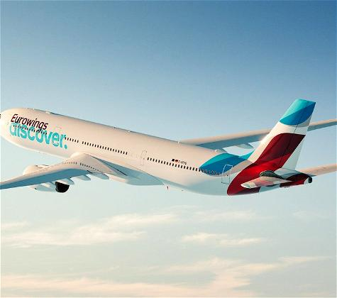 Eurowings Discover Adds Frankfurt To Salt Lake City Flight