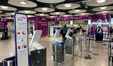 Guide To The UK Passenger Locator Form & Testing