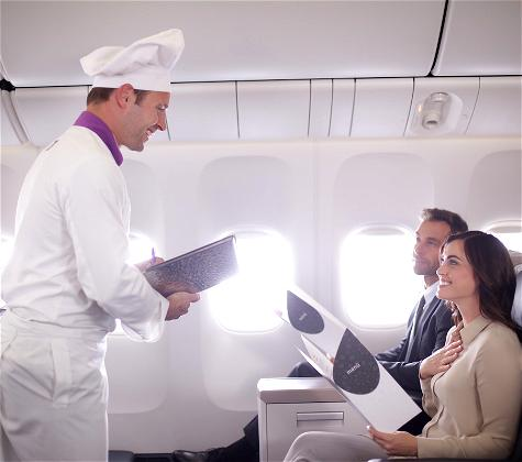 Turkish Airlines Brings Back Flying Chefs