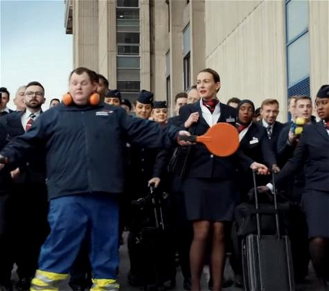 """New British Airways TV Ad: """"You Make Us Fly"""""""