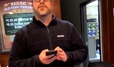 "Video: Hotel Owner Kicks Out ""Dumb Democrat"""