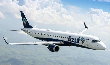 "Brazil's President ""Surprises"" Azul Flight, Gets Booed"