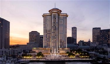 Now Open: Four Seasons Hotel New Orleans
