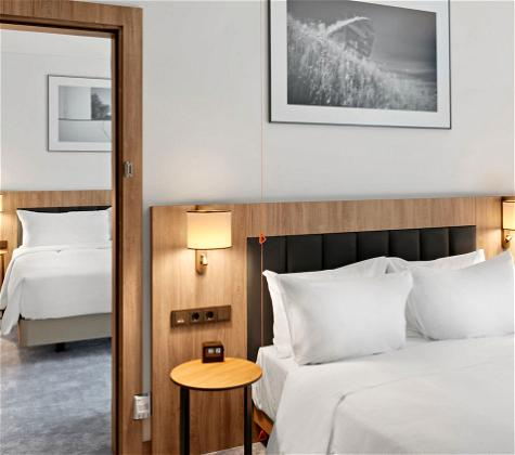 Hilton's Awesome New Connecting Rooms Feature