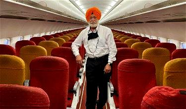 Air India A320 Flies To Dubai With One Passenger