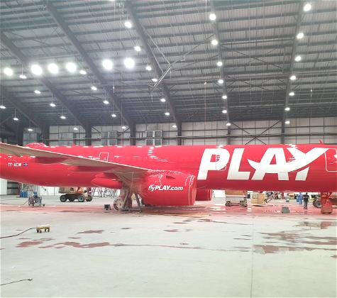 PLAY Reveals Bold Livery, Playful Uniforms